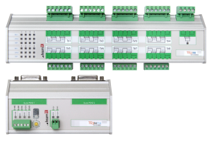 Relay and remote control units TE306 series