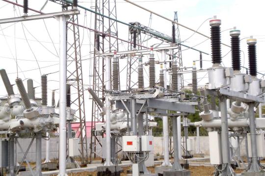 Электрические сети 35-110 кВ и выше