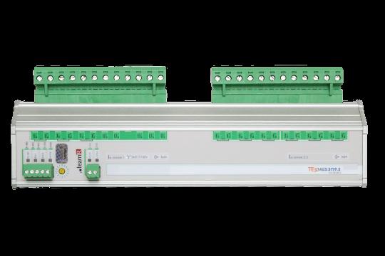 Трехфазные измерительные преобразователи тока и напряжения ТЕ334UXIX