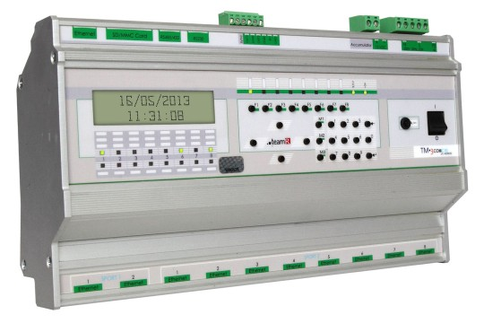 Data acquisition and transmission controller TM3com